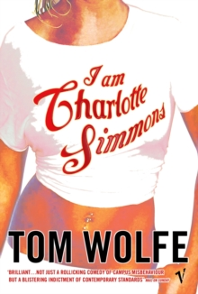 I Am Charlotte Simmons, Paperback / softback Book