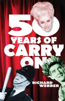 Fifty Years Of Carry On, Paperback Book