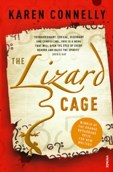 The Lizard Cage, Paperback Book
