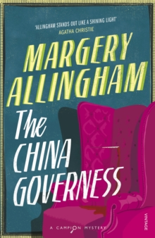 The China Governess : A Mystery, Paperback Book