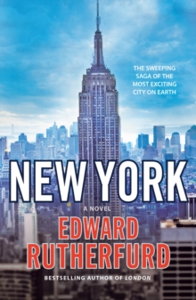 New York, Paperback Book