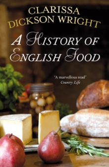 A History of English Food, Paperback Book