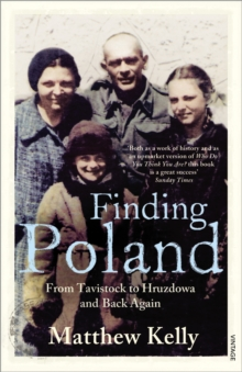Finding Poland, Paperback Book