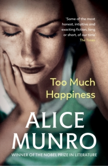 Too Much Happiness, Paperback Book