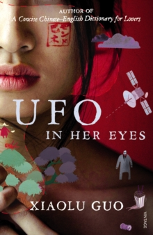 UFO in Her Eyes, Paperback Book