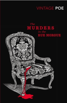 The Murders in the Rue Morgue, Paperback Book