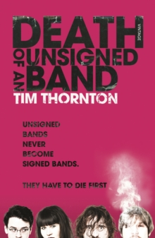 Death of an Unsigned Band, Paperback Book