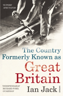 The Country Formerly Known as Great Britain, Paperback Book