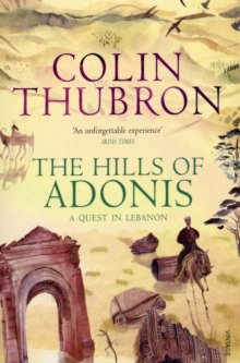 The Hills of Adonis, Paperback Book
