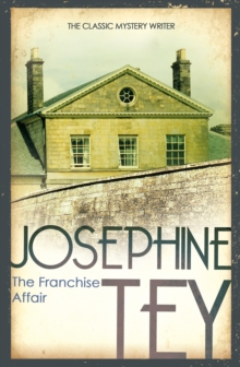 The Franchise Affair, Paperback Book