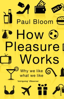 How Pleasure Works : Why we like what we like, Paperback Book