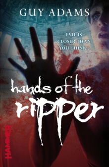 Hands of the Ripper, Paperback Book