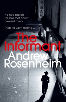 The Informant, Paperback Book