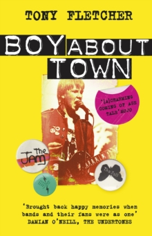 Boy About Town, Paperback Book