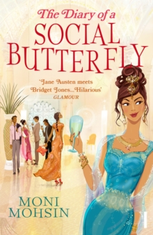 The Diary of a Social Butterfly, Paperback Book