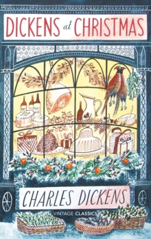 Dickens at Christmas, Hardback Book
