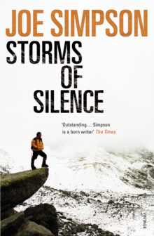 Storms Of Silence, Paperback Book
