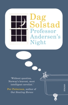 Professor Andersen's Night, Paperback Book