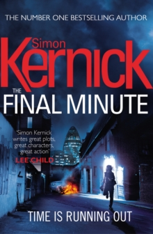 The Final Minute : (Tina Boyd 7), Paperback Book