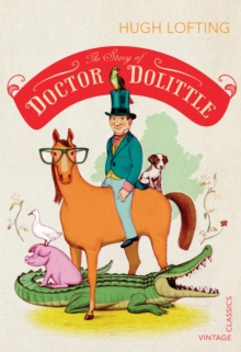 The Story of Doctor Dolittle, Paperback Book