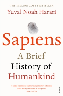Sapiens : A Brief History of Humankind, Paperback Book