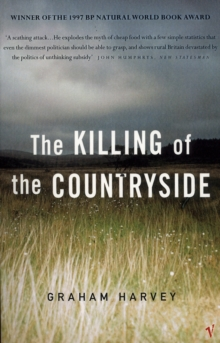 The Killing of the Countryside, Paperback Book