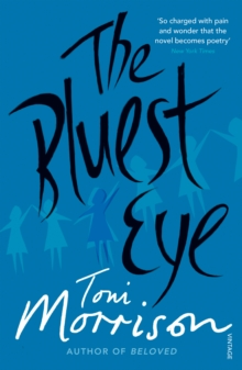 The Bluest Eye, Paperback Book