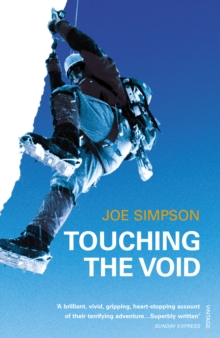 Touching The Void, Paperback / softback Book