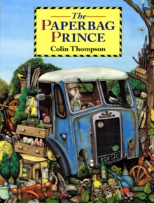 The Paperbag Prince, Paperback Book