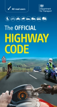 The Official Highway Code, Paperback / softback Book