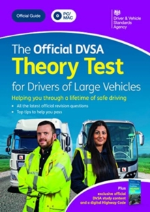 The official DVSA theory test for large goods vehicles DVD-ROM