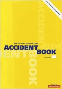 Accident Book, Paperback Book