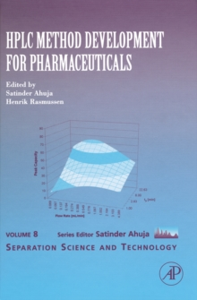 HPLC Method Development for Pharmaceuticals : Volume 8