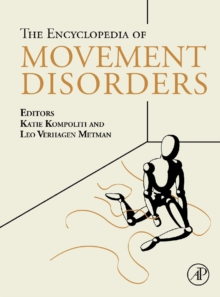 Encyclopedia of Movement Disorders, Mixed media product Book