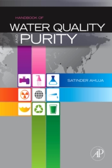 Handbook of Water Purity and Quality, Hardback Book