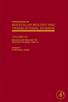 Molecular Biology of Protein Folding, Part B : Volume 84, Hardback Book