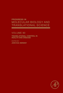 Translational Control in Health and Disease : Volume 90, Hardback Book