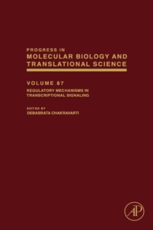 Regulatory Mechanisms in Transcriptional Signaling : Volume 87, Hardback Book