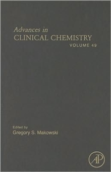 Advances in Clinical Chemistry : Volume 49, Hardback Book