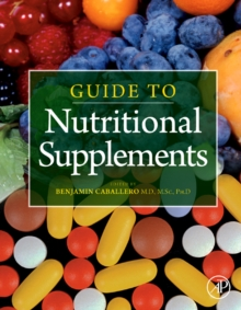 Guide to Nutritional Supplements, Hardback Book
