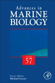 Advances in Marine Biology : Volume 58, Hardback Book