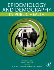Epidemiology and Demography in Public Health, Hardback Book