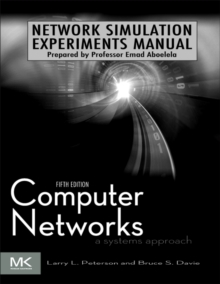 Network Simulation Experiments Manual, Paperback / softback Book