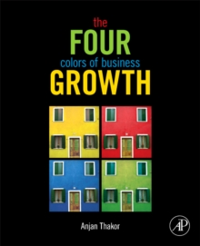 The Four Colors of Business Growth, Paperback / softback Book
