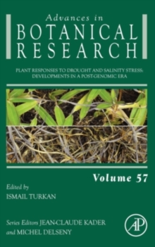 Plant Responses to Drought and Salinity stress : Developments in a Post-Genomic Era Volume 57, Hardback Book
