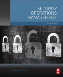 Security Operations Management, Paperback / softback Book