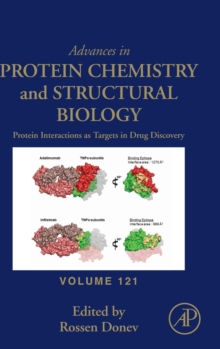 Protein Interactions as Targets in Drug Discovery : Volume 121