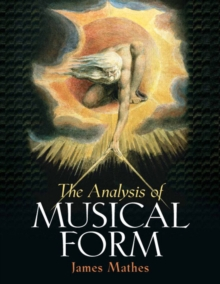 Analysis of Musical Form, The, Spiral bound Book