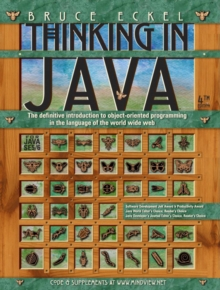 Thinking in Java, Paperback Book