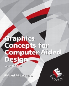 Graphics Concepts for Computer-Aided Design, Paperback / softback Book